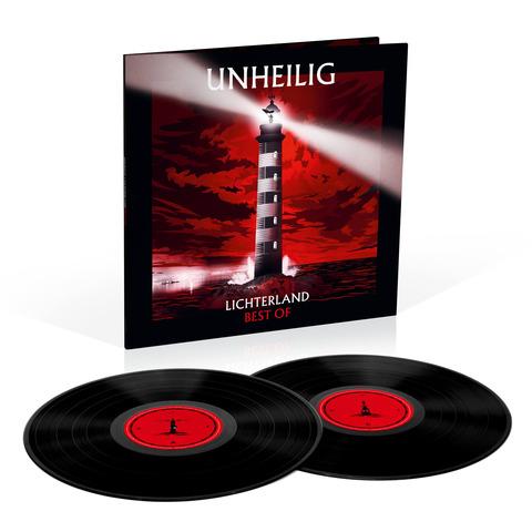 Lichterland - Best Of von Unheilig - 2LP jetzt im Unheilig Store