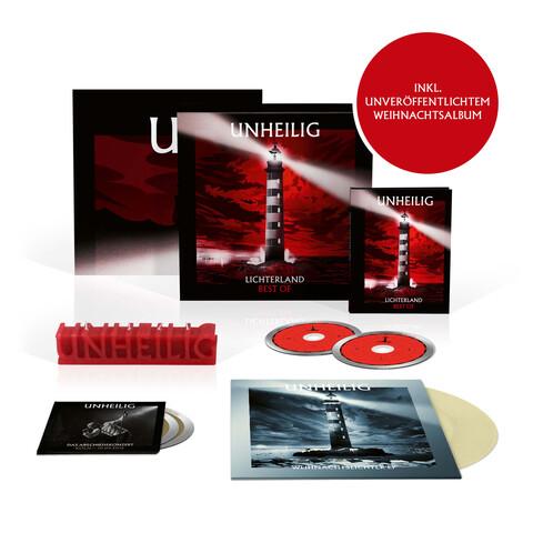 Lichterland - Best Of (Ltd. Box) von Unheilig - Boxset jetzt im Unheilig Store